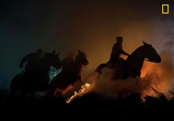 Работа фотографа JOSÉ ANTONIO ZAMORA. Конкурс National Geographic Travel Photo - 2019