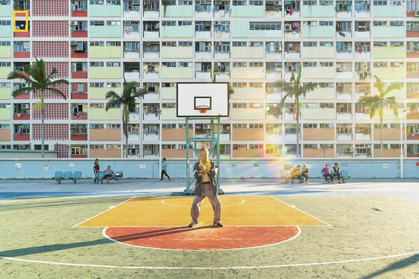 Работа фотографа YOSHIKI FUJIWARA. Конкурс National Geographic Travel Photo - 2019