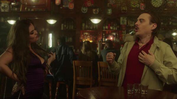 Кадр из клипа российской группы Little Big на песню I'M OK