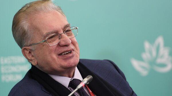 Генеральный директор ФГБУК Государственный Эрмитаж Михаил Пиотровский
