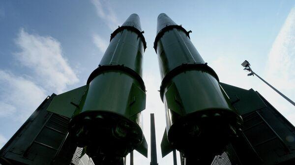 Ракетный комплекс Искандер-М