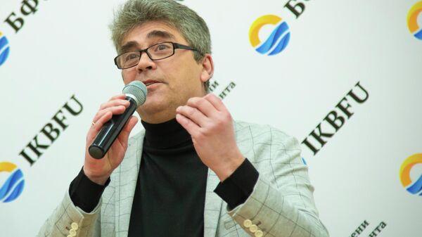 Профессор Балтийского федерального университета имени Иммануила Канта (БФУ) Артем Юров