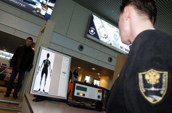 Нигерия вслед за Европой установит в аэропортах трехмерные сканеры