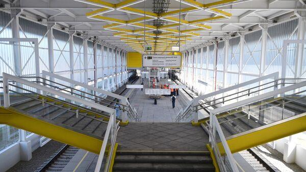 Открытие новых станций Сокольнической линии метро