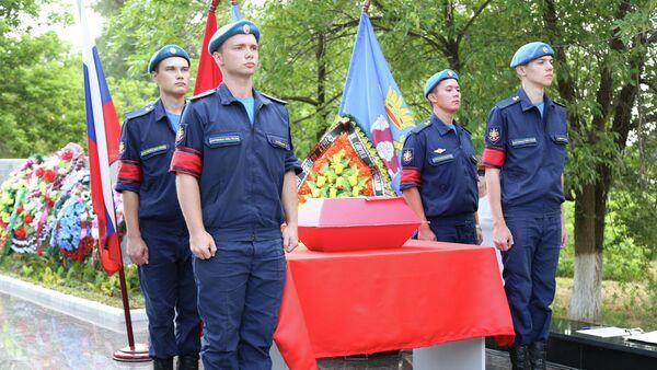 Поисковики почтили память героев ВОВ в Астрахани и Таганроге
