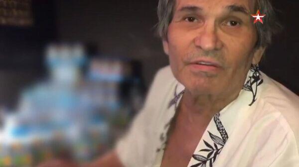 Алибасов записал первое видеообращение после отравления