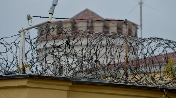 Следственный изолятор Володарка в Минске