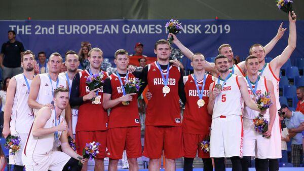 Мужская сборная России по баскетболу 3x3