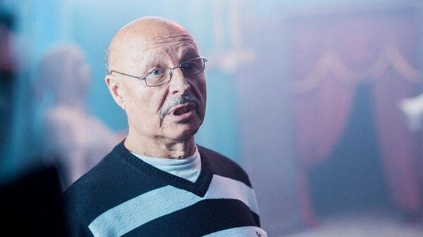 Актер и режиссер Валерий Харченко