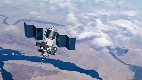 Радиолокационная станция космических измерений