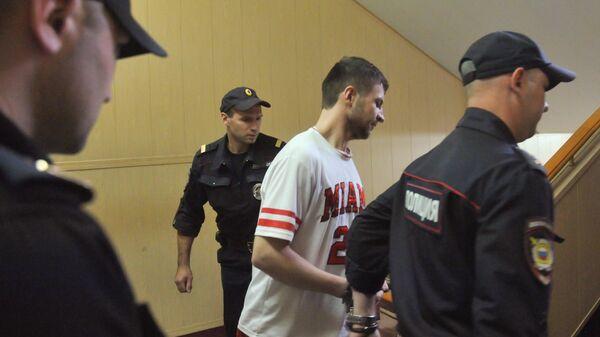 Мурат Сабанов в суде