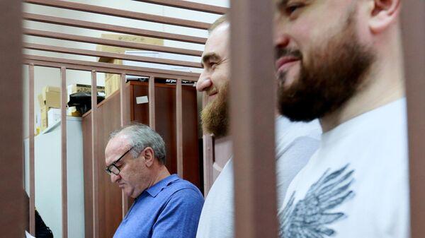 Защита Арашуковых решила добиваться суда присяжных