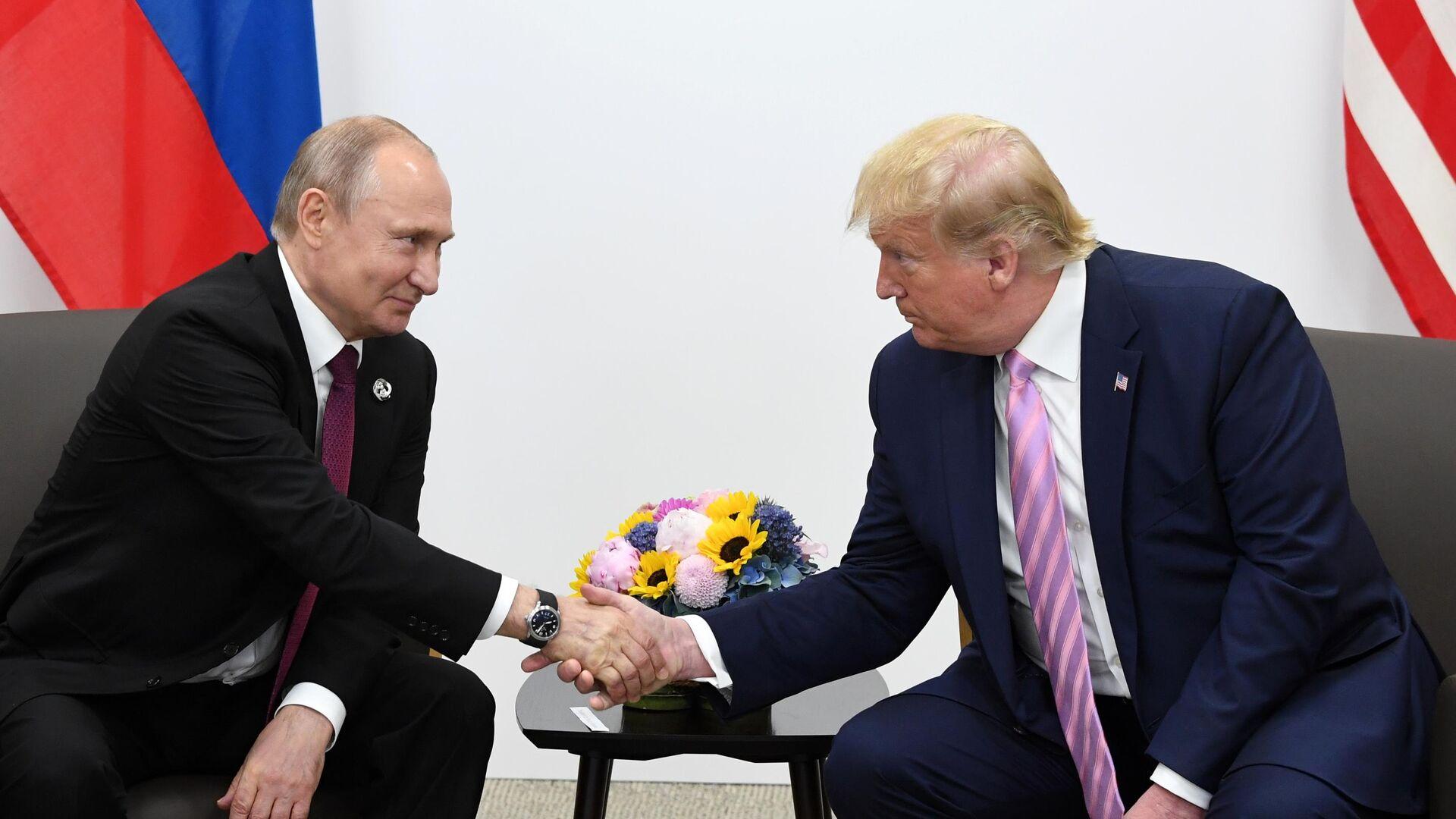 Путин рассказал, чем Байден отличается от Трампа