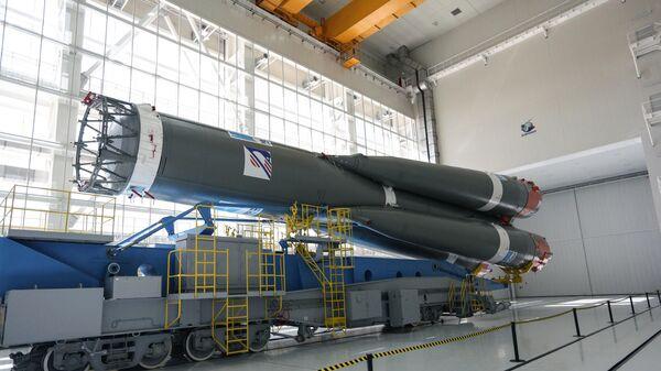 Составные части ракеты-носителя