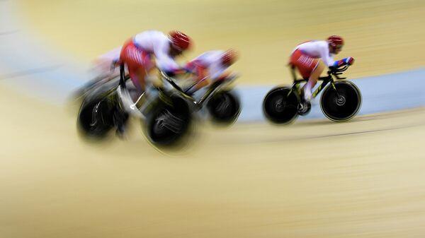 Велогонщики сборной России