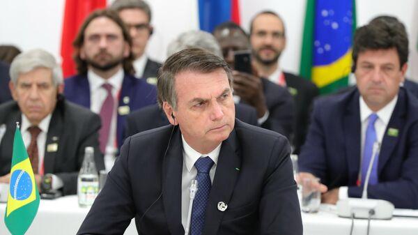 Президент Бразилии призвал Макрона отказаться от оскорблений в его адрес