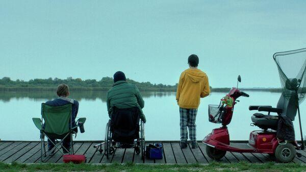 Кадр из фильма Чистое сердце, или Убийцы на колясках