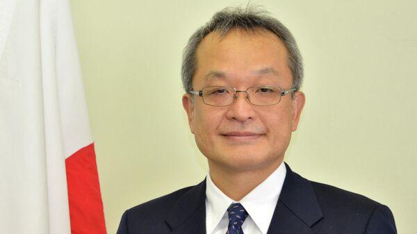 Генеральный консул Японии во Владивостоке Коитиро Накамура