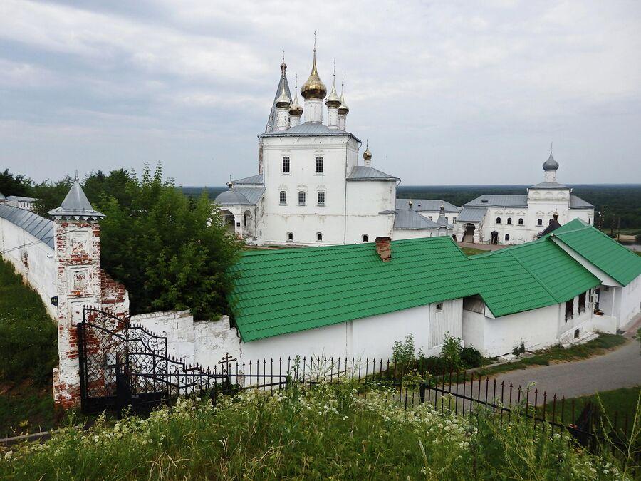 Никольский монастырь. Гороховец