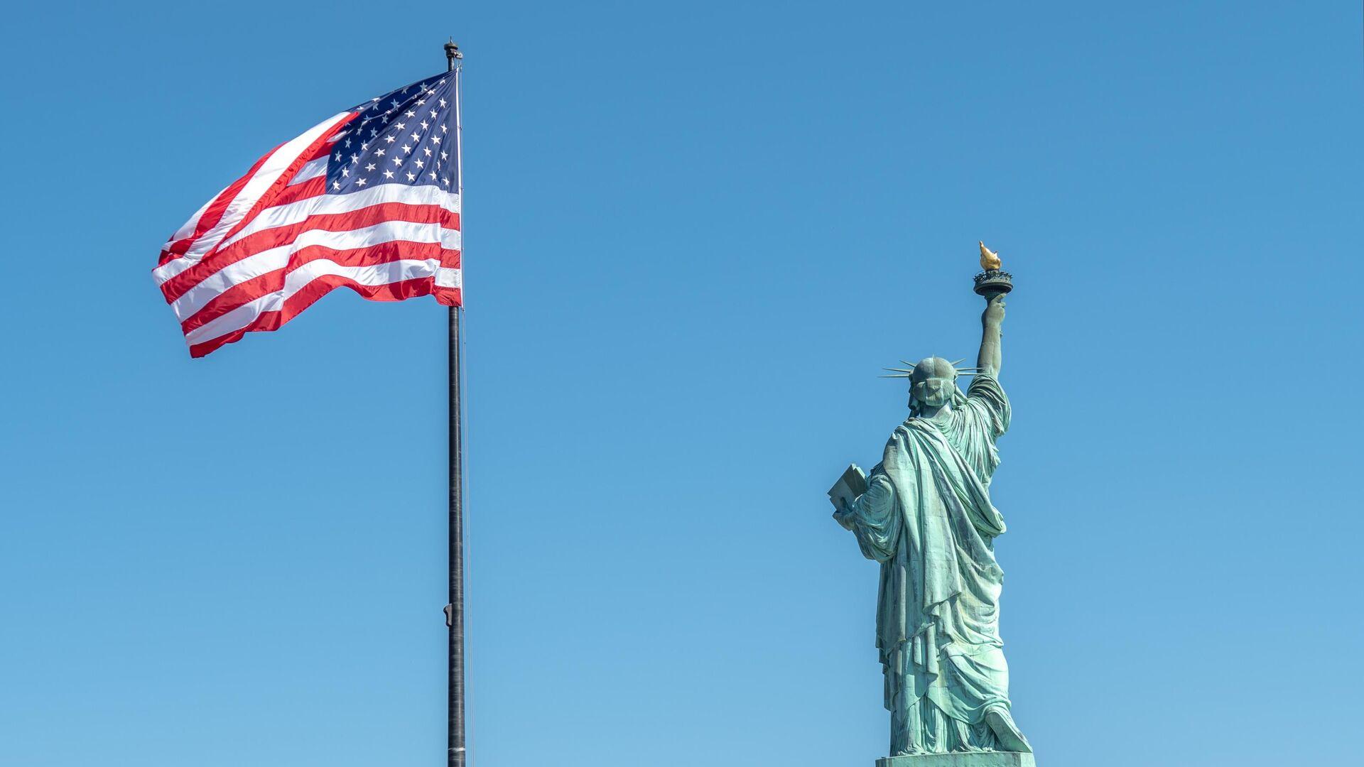 Празднование Дня независимости США - РИА Новости, 1920, 25.05.2021