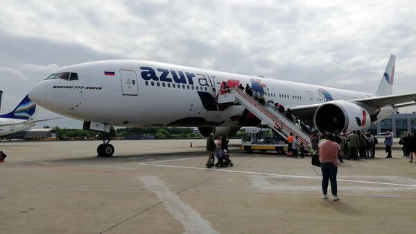 Самолет из Антальи прибыл в Приморье после вынужденной посадки
