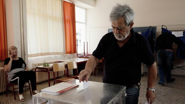 Парламентские выборы в Греции. 7 июля 2019