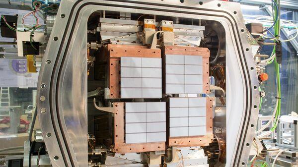 Сверхбыстрая рентгеновская камера DSSC, созданная для лазера XFEL
