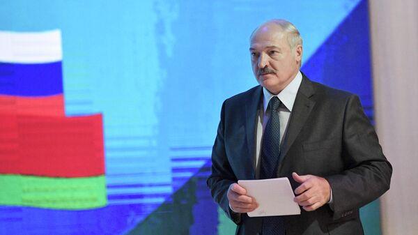 Президент Республики Беларусь Александр Лукашенко на пленарном заседании Пятого форума регионов России и Белоруссии Приоритетные направления развития регионального сотрудничества как ключевого фактора интеграции и союзного строительства