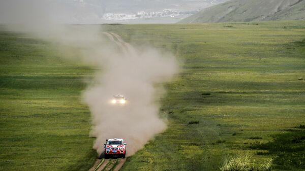 Дороги Монголии: пыль, песок, камни и азарт