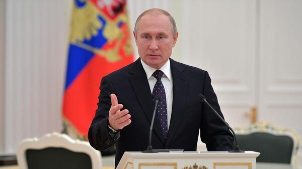 Путин поручил ГП проверить контроль качества возводимых домов в регионах
