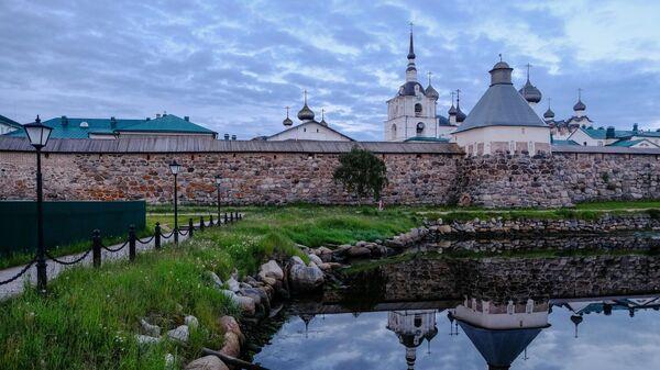 В Минкультуры пояснили сроки окончания работ на Соловецком архипелаге