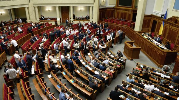 Рада отказалась отправить Климкина в отставку