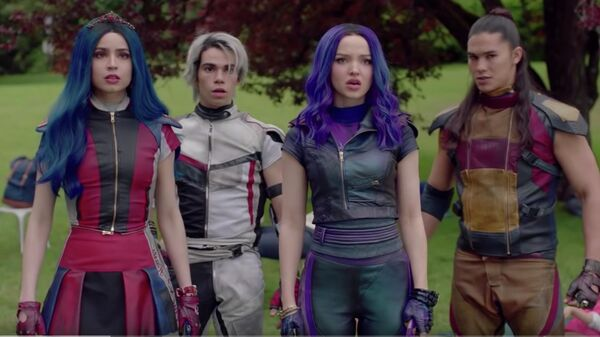 Кадр из трейлера Descendants 3