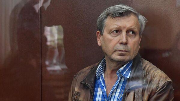 Заместитель председателя правления Пенсионного фонда России Алексей Иванов в суде