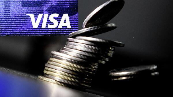 Банковская карта платежной системы VISA