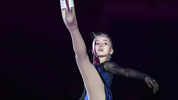 Боброва: Валиева выйдет на пик к Играм-2022 так же, как и Загитова к Корее
