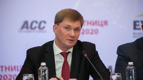 Исполняющий обязанности председателя Государственной фискальной службы (ГФС) Украины Александр Власов
