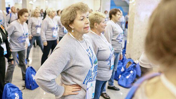 В Волгоградской области запустился проект серебряных волонтеров
