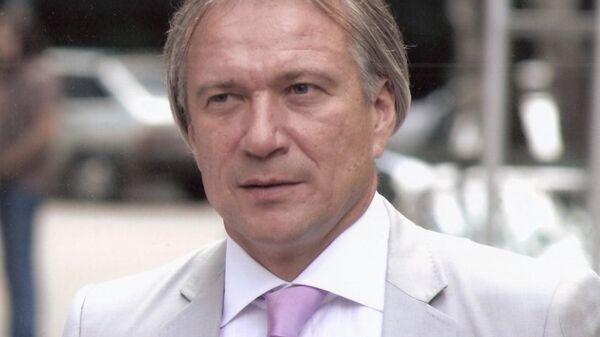 Криминальный авторитет Олег Шишканов (Шишкан)
