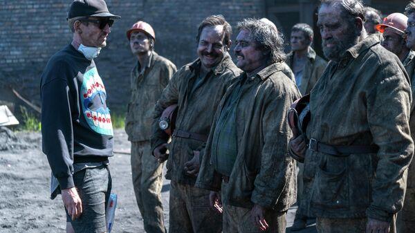 Съемки сериала Чернобыль