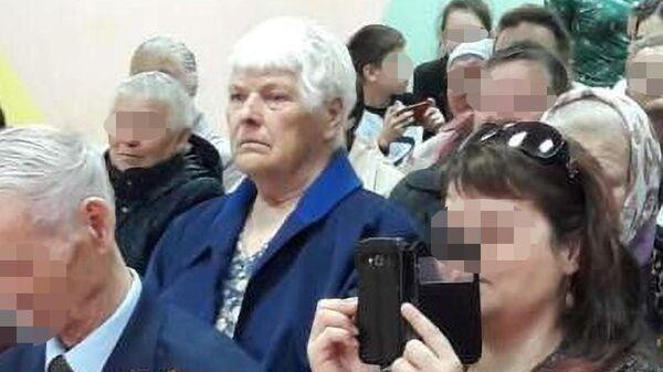 80-летняя хабаровская женщина, обвиняемая в расчленении квартиранта