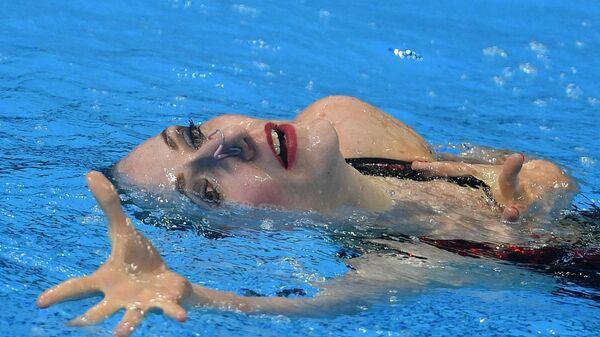 Чемпионат мира FINA 2019. Синхронное плавание. Соло. Произвольная программа
