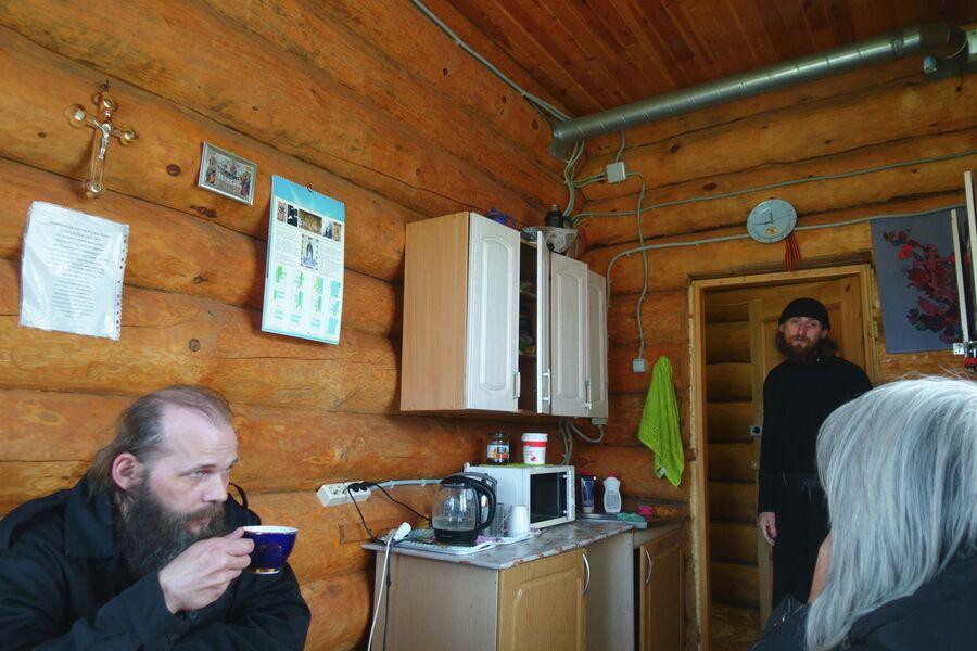 Насельники Трифонова-Печенгского монастыря