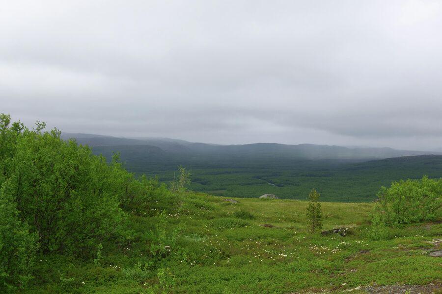 Окрестности Трифонова Печенгского монастыря