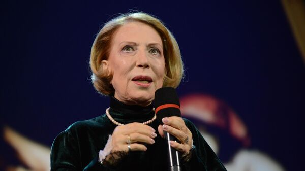 Актриса Инна Чурикова