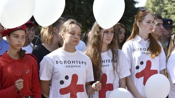 Более 70 иностранных делегатов посетят форум волонтеров-медиков в России