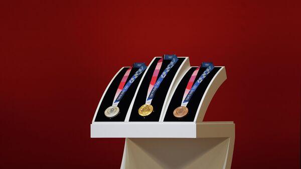 Медали ОИ-2020 в Токио