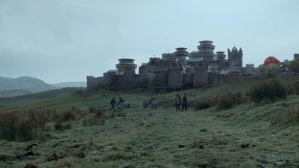 Кадр из телесериала Игра престолов