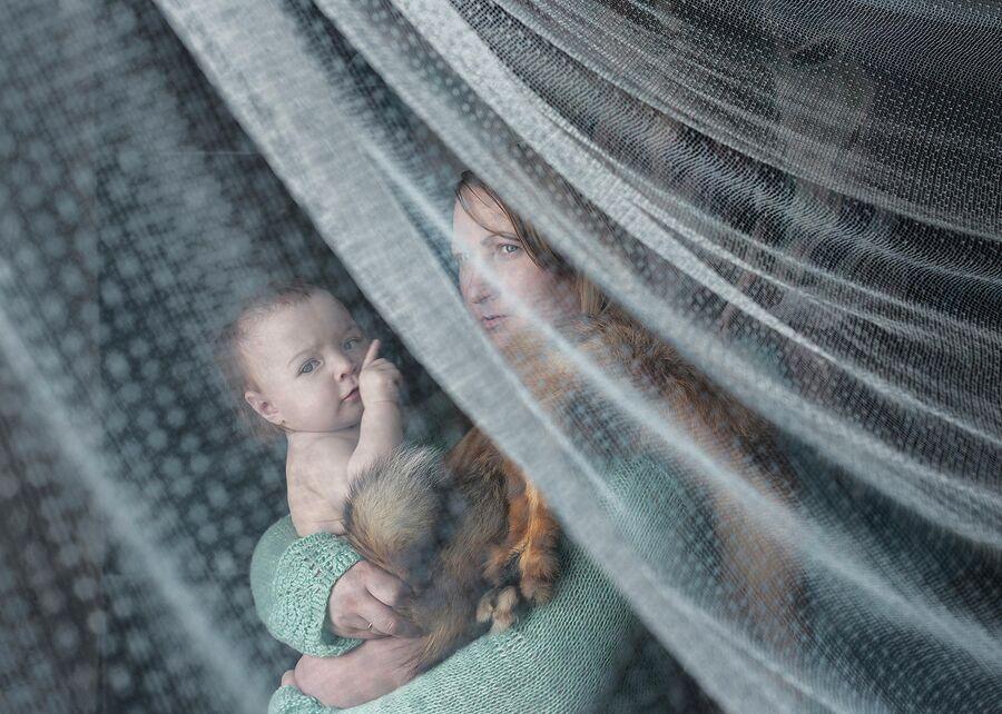 Фотография Елены Аносовой из серии Не по пути