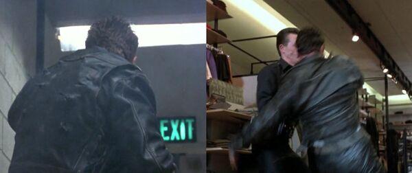 Кадры из фильма Терминатор 2: Судный день(1991)